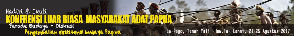 Konfrensi Masyarakat Adat Papua